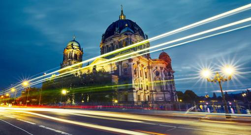 Berlin - FIA Smart Cities