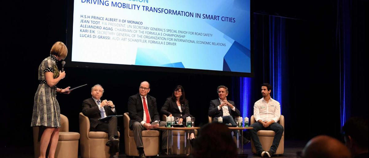 Driving transformation and development in Smart Cities