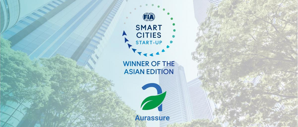 start-up contest, smart cities, asian edition, aurassure