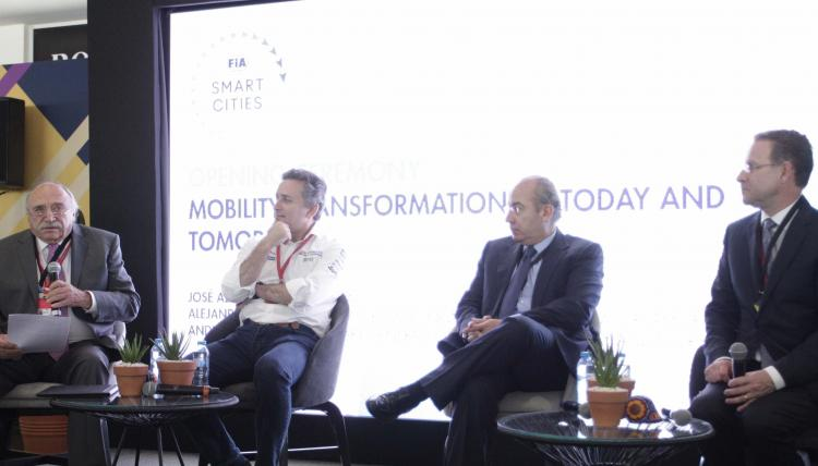 Measuring Smart Mobility – Third Season of FIA Smart Cities initiative kicks off in Mexico City